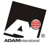 Adam International 2015 Logo - Website Edition