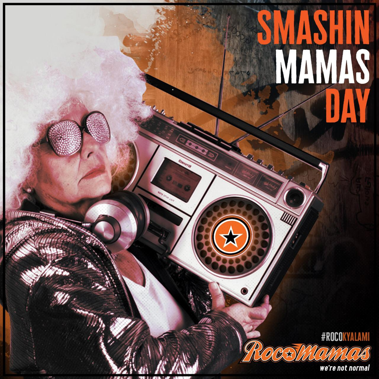 Smashin Mamas Day – RocoMamas