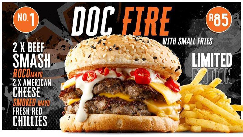 RocoMamas – 1 Doc Fire