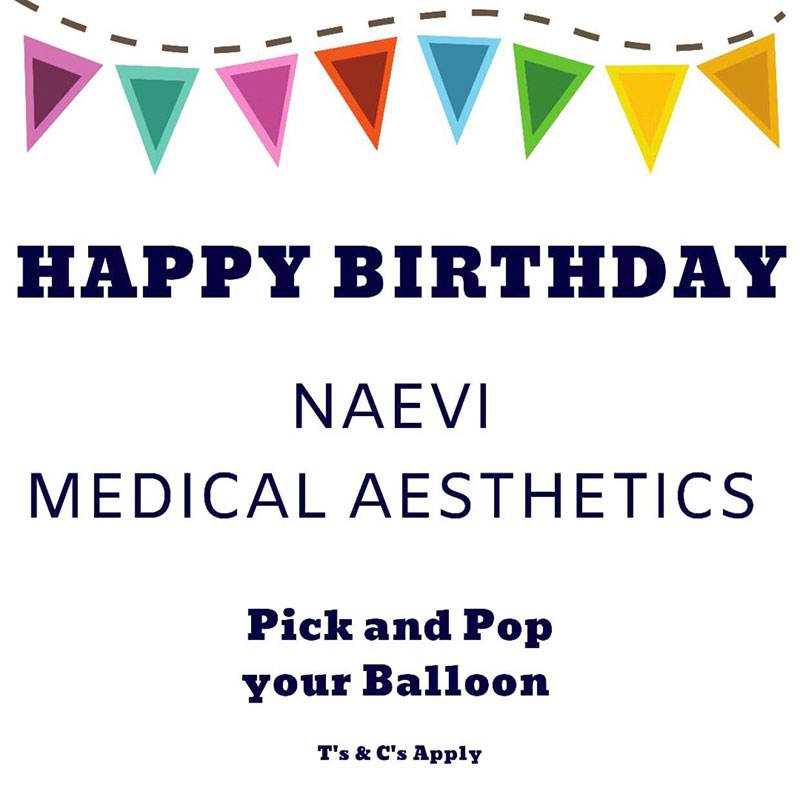 Naevi 1st Birthday
